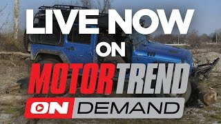 TEASER: Urban Wheeling at the Toledo Jeep Factory - Dirt Every Day Ep. 60