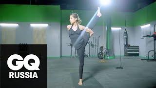 Бой с весом: йога для профессионалов