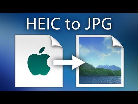 HEIC to JPG | Эксклюзив от JailbreakVideo