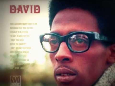 "DAVID RUFFIN -""I WANT YOU BACK"" (1971)"