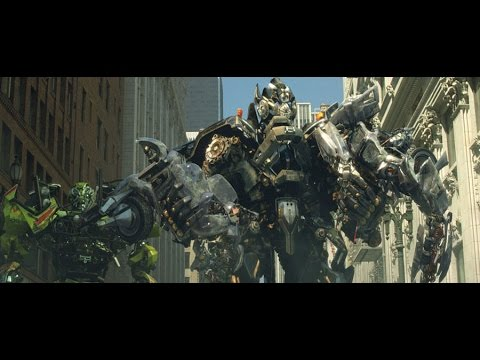 Transformers all Jazz scenes