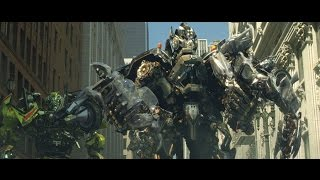�������� ���� Transformers all Jazz scenes ������