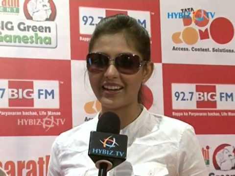 Madhushalini - Actress