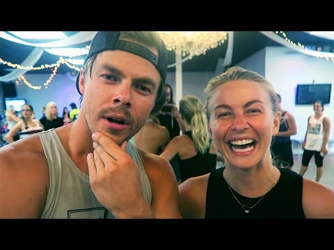 Episode 49: The Inspirational Interview and Exercise with Derek and Julianne Hough