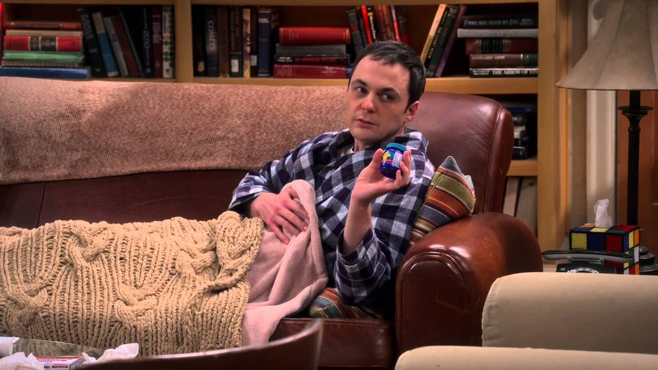 the big bang theory the empathy optimization s09e13. Black Bedroom Furniture Sets. Home Design Ideas