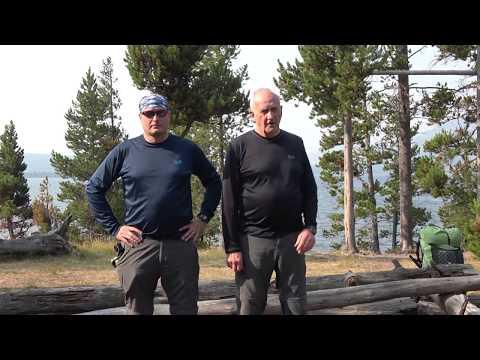 Yellowstone Heart Lake Loop