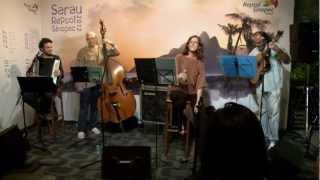 Sarau Repsol Sinopec 30/05/2012 -  Jackie Hecker - Desenredo