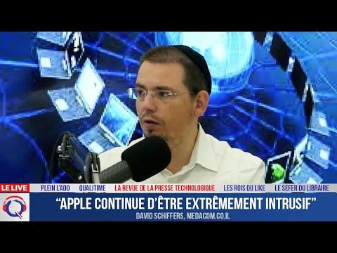 """""""Apple continue d'être extrêmement intrusif"""" - La Revue De La Presse Technologique#15"""