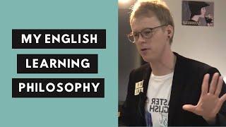 Julian's English Learning Philosophy