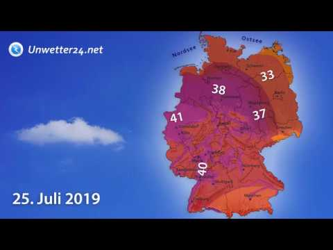 41 Grad? – InfoClip extreme Hitzewelle