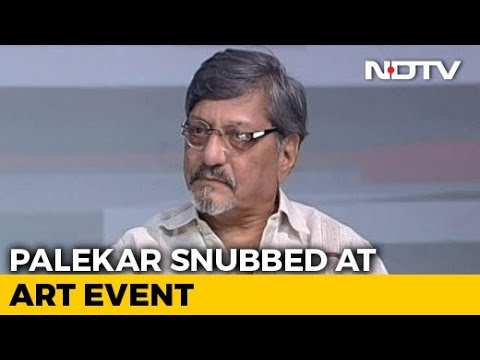 Amol Palekar's Speech Cut Off At Mumbai Event For Criticising Government