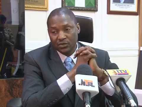 Minister of Justice, Abubakar Malami on Arrest of Justices