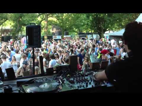 Sinisa Tamamovic - Secret Garden Festival - Amsterdam 2012