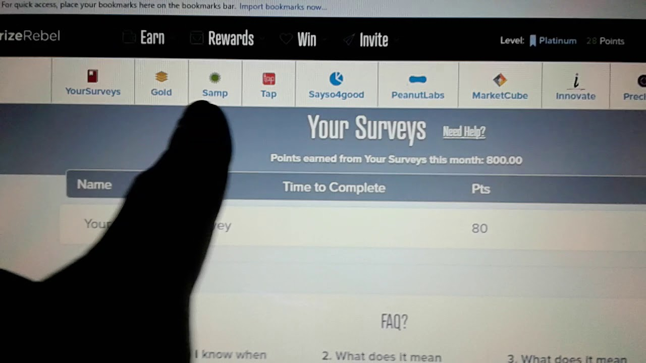 Learn how to make money online free PayPal money PrizeRebel daily cash out  Free Christmas Money