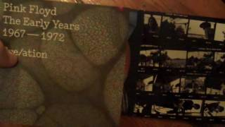 Pink Floyd - Cre/ation 2CD Sampler For The Early Years - Cd Video Review