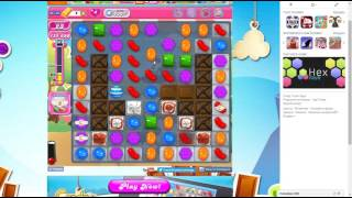 candy crush saga level 1367 no booster 3 stars 465 k pts