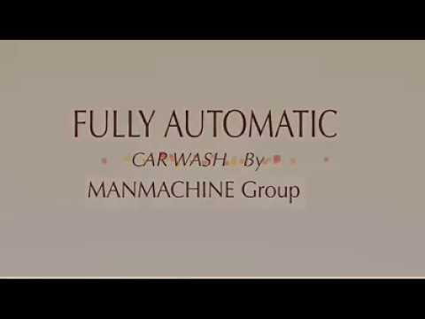 Fully Automatic Car Wash Services In India Exppress Car Wash Youtube