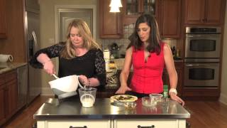 Quiche With Feta, Broccoli & Dried Tomato : Gourmet Quiche Recipes