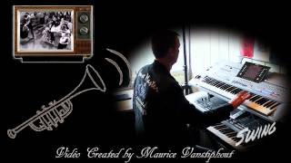 American Patrol Glenn Miller James Last Style Performed On Yamaha Tyros 5 Roland G70 By Rico