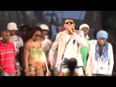 Vybz Kartel and Portmore Empire at Manchestor 2008