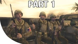 Call Of Duty 2 Big Red One Gameplay Walkthrough Part 1 Tunisia