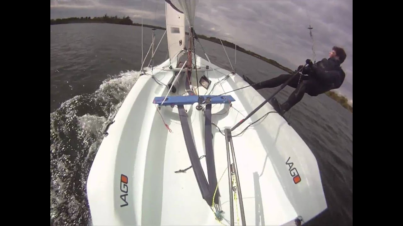 Dinghy Trapeze Sailing Techniques and Rigging Systems - Sailing