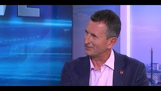 Fellner! Live: Thomas Starlinger im Interview