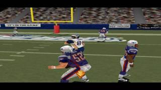 Madden NFL 2002 PS1 Gameplay HD