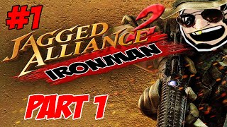 Jagged Alliance 2 - #1 Pt. 1 (Arulco Intelligence Report)