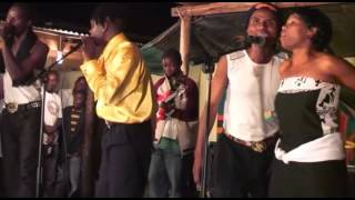 AMAYENGE CULTURAL ENSEMBLE LIVE AT THE CITY OF LUSAKA CLUB  BATATA BALIYA 1