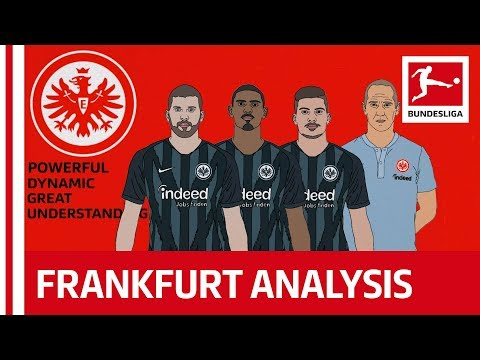 Jovic, Rebic & Haller - Eintracht Frankfurt's Magical Triangle - Powered By Tifo Football