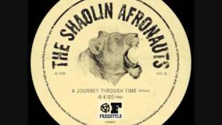 The Shaolin Afronauts - Journey Through Time