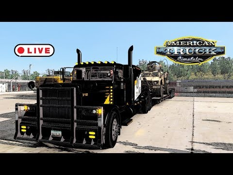 ATS 1.31 Public Beta Livestream | Sacramento To Tucumcari NM | 1080p30