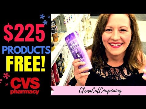 CVS In-Store Couponing + HUGE HAUL 4/22-4/28 CleanCutCouponing