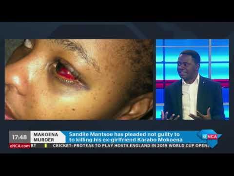 The trial of murder accused Sandile Mantsoe postponed