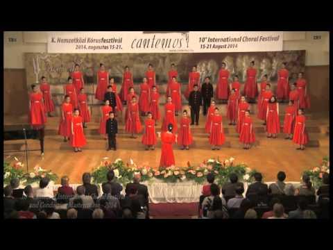 For The Beauty of The Earth, John Rutter - The Resonanz Children Choir