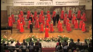 For The Beauty of The Earth, John Rutter - The Resonanz Children Choir