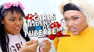 Dingen die MEISJES doen tijdens de puberteit