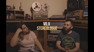 VO.X - Stereologue | 2019 (Lyric Video)