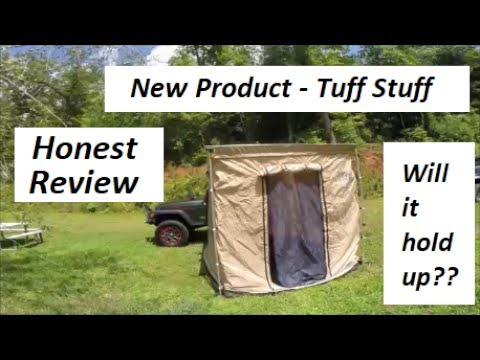 Tuff Stuff Shelter Room - First Look
