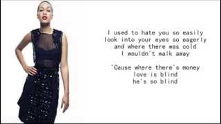 Rebecca Ferguson - I Hope lyrics