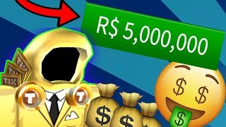 HOW TO BE RICH ON ROBLOX! *5,000,000 + ROBUX A YEAR!*