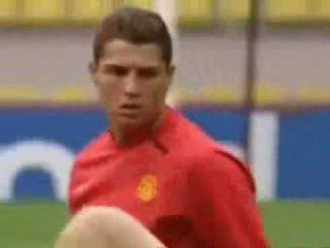 Cristiano Ronaldo embarrassing - YouTube