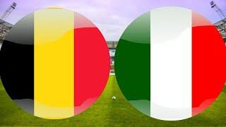 Футбол Евро 2020 Бельгия Италия итог и результат Чемпионат Европы по футболу 2020