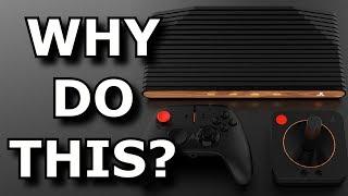 The Ataribox is real...and SUPER BAD! - Atari VCS Rant
