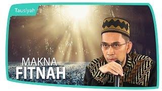 Rumus Cerdas Menghadapi Fitnah & Ujian   Ustadz Adi Hidayat, MA