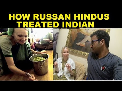 How Russian Hindus