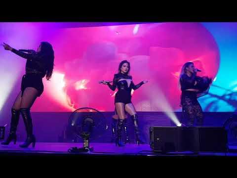 Make you mad. Fifth Harmony PSA tour Abu Dhabi. 16th March 2018