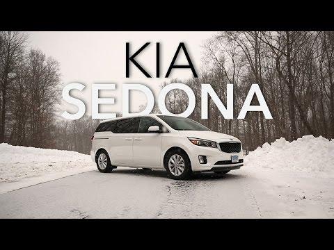 2015 Kia Sedona Quick Drive | Consumer Reports