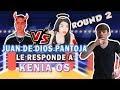 JUAN DE DIOS PANTOJA LE RESPONDE A KENIA OS